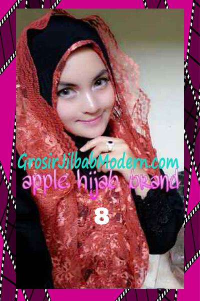 Jilbab Instant Syria Hoodie Layer Maryam by Apple Hijab Brand No 8 Bata