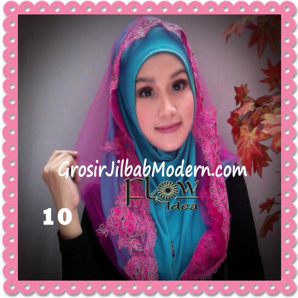 Jilbab Modern Syria Hoodie Tutu Ladiva Original By Flow Idea No 10 Tosca Fanta