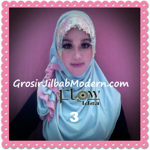 Jilbab Syria Ratu Trendy dan Chic Original by Flow Idea No 3 Baby Tosca