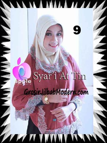 Jilbab Syria Syar'i At-Tin Exclusive by Apple Hijab Brand No 9