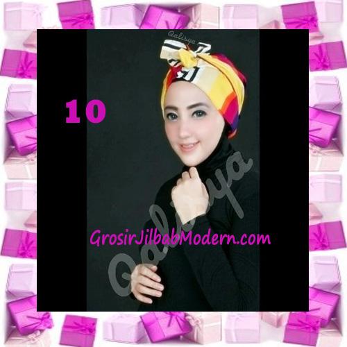 Turban Aisy Trendy & Chic Model Baru by Qalisya No 10