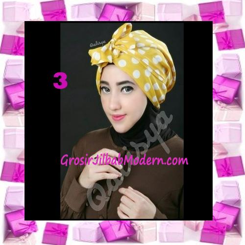 Turban Aisy Trendy & Chic Model Baru by Qalisya No 3