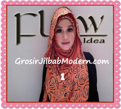 Jilbab Instant Syria Layer Rosella By Flow Idea Terbaru No 1 Orens
