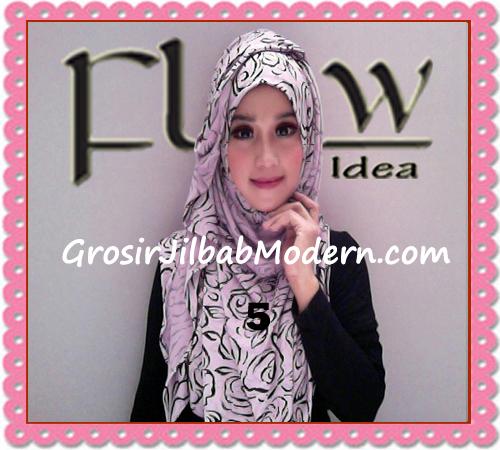 Jilbab Instant Syria Layer Rosella By Flow Idea Terbaru No 5 Ungu