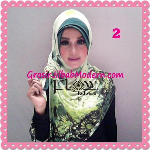 Jilbab Harian Syria Kerut Florence Cantik Original by Flow Idea No 2