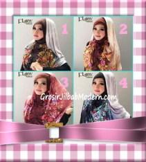 Jilbab Instant Hoodie Inner Maroko Terbaru Marhooda By Flow Idea Series