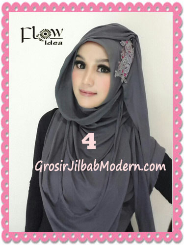Jilbab Syria Instant Modern Trendy Dealova By Flow Idea No 4 Abu