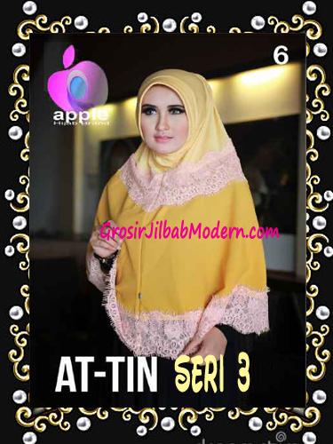 Jilbab Syar'i Exclusive  At Tin Seri 3 by Apple Hijab Brand No 6