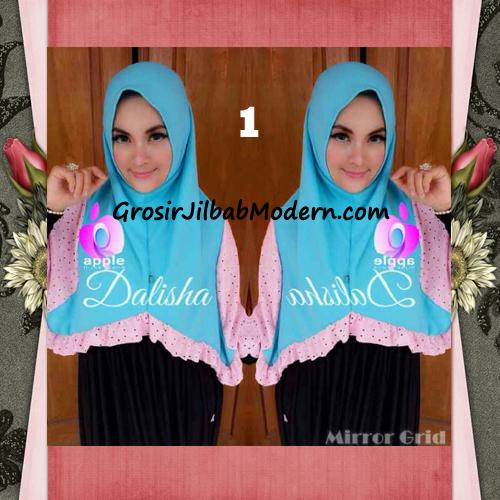 Jilbab Syria Cantik Dalisha by Apple Hijab Brand No 1 Turkish