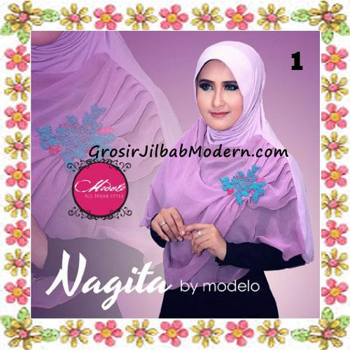Jilbab Instant Terbaru Modis Nagita Original By Modelo No 1