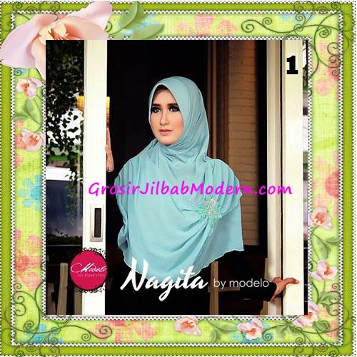 Jilbab Instant Terbaru Modis Nagita Seri 2 Original by Modelo No 1