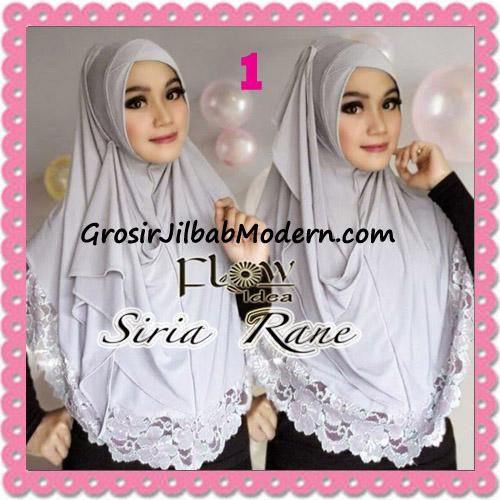Jilbab Cantik Syria Syar'i Rane Original by Flow Idea No 1 Abu