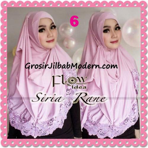 Jilbab Cantik Syria Syar'i Rane Original by Flow Idea No 6 Pink