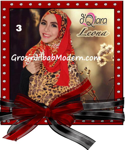 Jilbab Instant Syria Leona Modis Original by d'Qiara Brand No 3