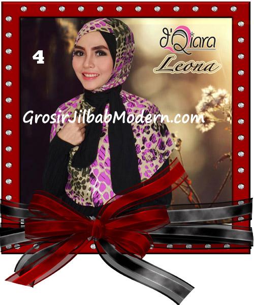 Jilbab Instant Syria Leona Modis Original by d'Qiara Brand No 4