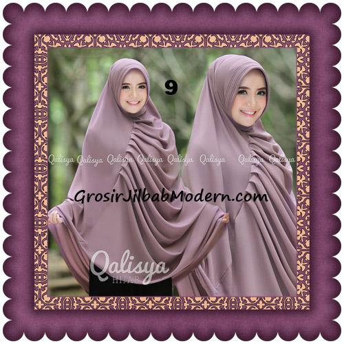 Hijab Cerutti Khimar Rafa Original by Qalisya No 9 Lavender