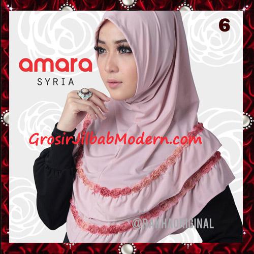Jilbab Modern Cantik Syria Amara Original By Rakha Brand No 6