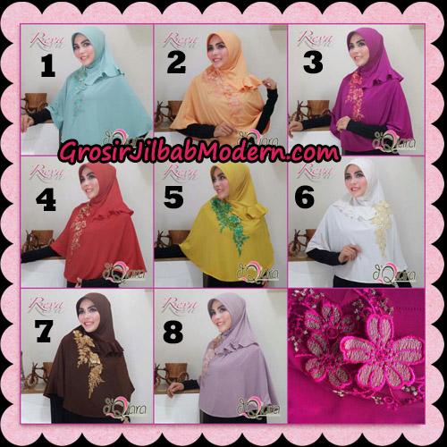 Jilbab Syria Pet Instant Reva Original By d'Qiara Hijab Brand Series