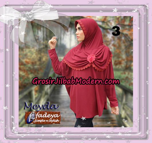 Jilbab Bergo Lengan Cantik Meyda Original By Fadeya Brand No 3