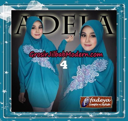 Jilbab Bergo Lengan Trendy Adela Original By Fadeya Brand No 4