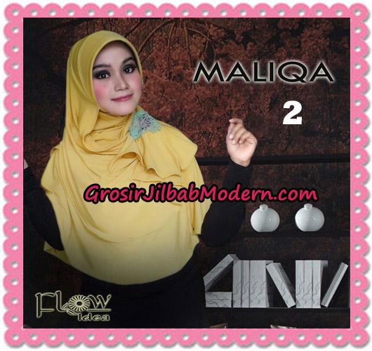 Jilbab Bergo Modis Syria Maliqa Original By Flow Idea No 2 Kuning