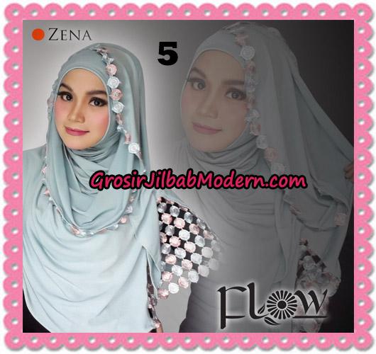 Jilbab Instant Modern Modis Syria Zena Original By Flow Idea No 5 Mint