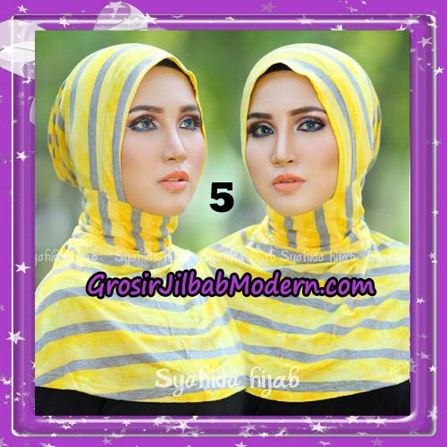 Dalaman Jilbab Ninja Anti Tembem ( Antem ) Lorek Original By Syahida Hijab Brand No 5