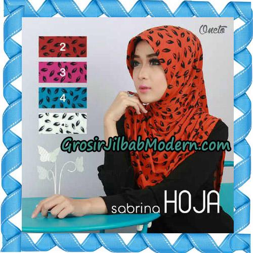 Jilbab Instant Cantik Sabrina Hoja Support By Oneto Hijab