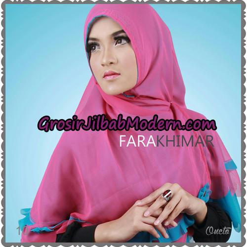 Jilbab Instant Cerutti Cantik Fara Khimar Support By Oneto Hijab No 10