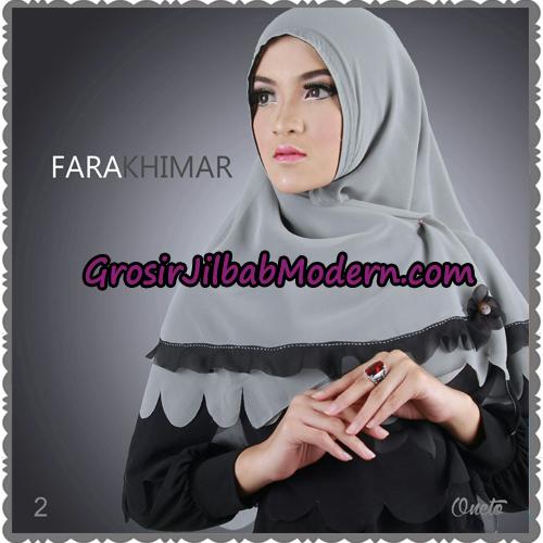 Jilbab Instant Cerutti Cantik Fara Khimar Support By Oneto Hijab No 2