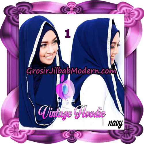 Jilbab Instant Hoodie Vintage Modis Original By Apple Hijab Brand No 1