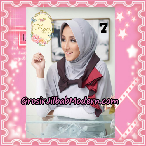 Jilbab Instant Modis Daily Pepita Original by Fiori Design No 7