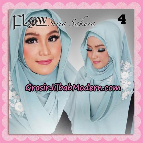 Jilbab Instant Modis Syria Sakura Original By Flow Idea No 4