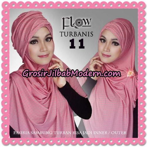 Jilbab Pasiria Turbanis Cantik Original by Flow Idea No 11