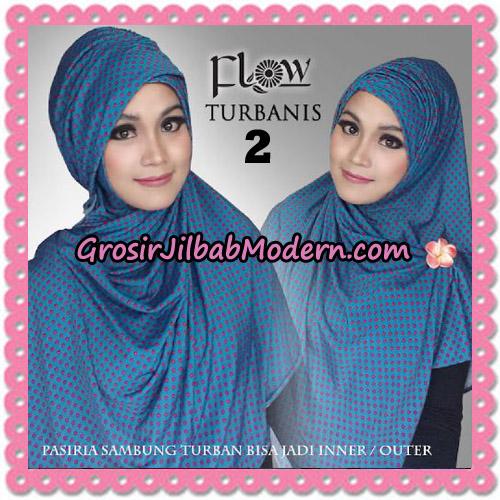 Jilbab Pasiria Turbanis Cantik Original by Flow Idea No 2