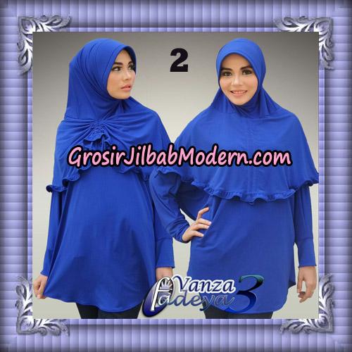 Jilbab Bergo Lengan Cantik Tunik Vanza Seri 3 Original By Fadeya Brand No 2