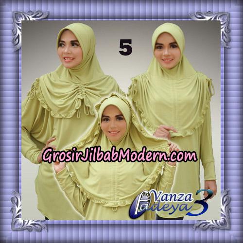 Jilbab Bergo Lengan Cantik Tunik Vanza Seri 3 Original By Fadeya Brand No 5