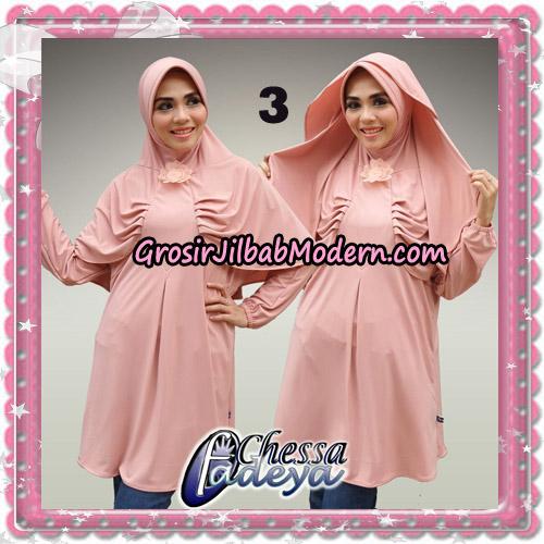 Jilbab Bergo Lengan Modern Tunik Chessa Original By Fadeya Brand No 3