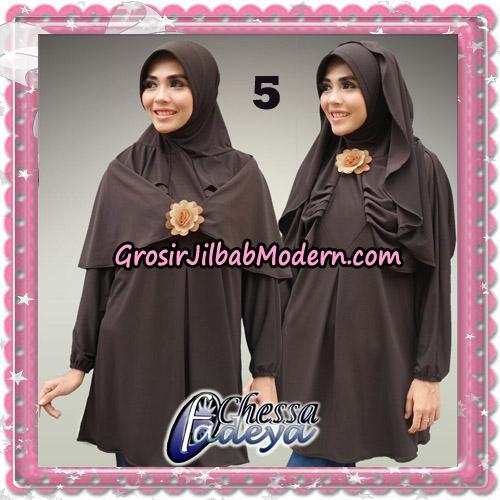 Jilbab Bergo Lengan Modern Tunik Chessa Original By Fadeya Brand No 5