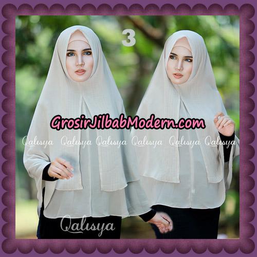 Jilbab Cerutti Khimar Azema Original by Qalisya Brand No 3