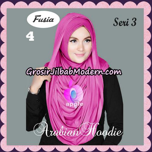 Jilbab Instant Arabian Hoodie Seri 3 Original By Apple Hijab Brand No 4