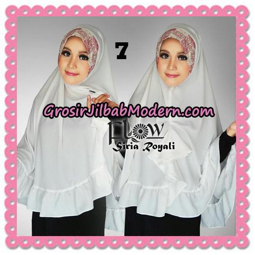 Jilbab Instant Modern Syria Royali Original By Flow Idea No 7