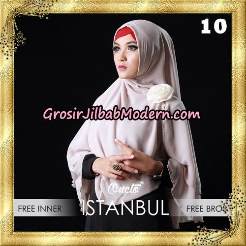 Jilbab Khimar Istambul Original By Sayra Hijab Brand No 10