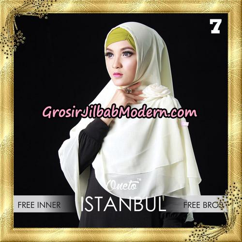 Jilbab Khimar Istambul Original By Sayra Hijab Brand No 7