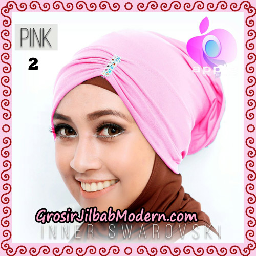 Inner Swarovski Cantik Original By Apple Hijab Brand No 2