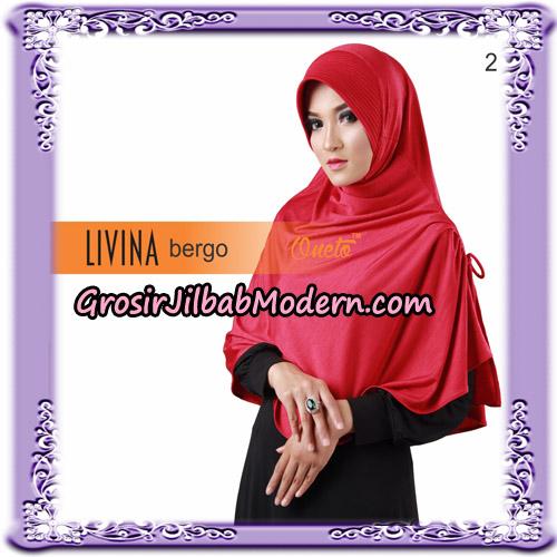 Jilbab Bergo Livina Simple Original By Oneto Hijab Brand No 2