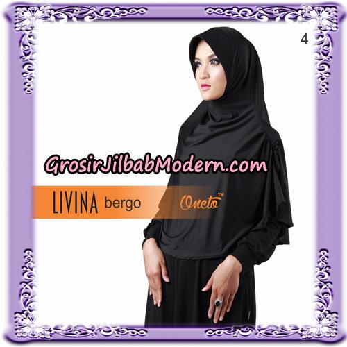 Jilbab Bergo Livina Simple Original By Oneto Hijab Brand No 4