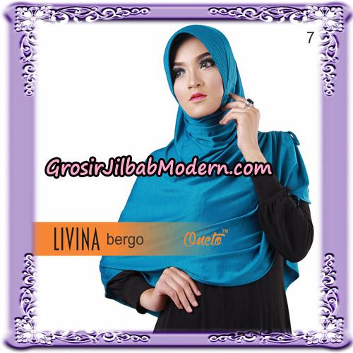 Jilbab Bergo Livina Simple Original By Oneto Hijab Brand No 7