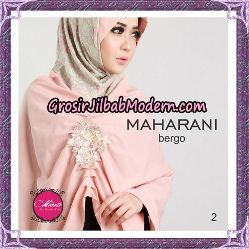 Jilbab Bergo Maharani Original By Modelo Hijab Brand No 2