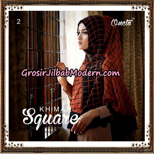 Jilbab Cerutti Khimar Square Support Oneto Hijab No 2